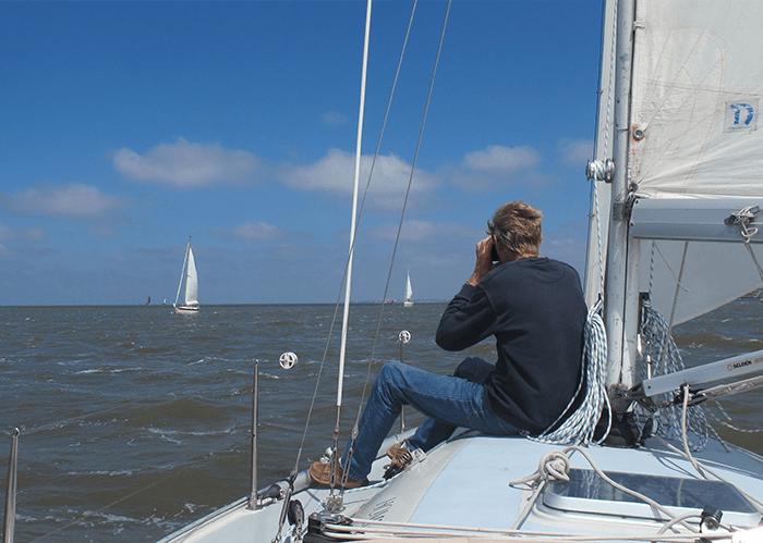 Menno Onnes: fotograaf op het water
