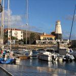 Haventjes tussen Portugal en Canarische eilanden