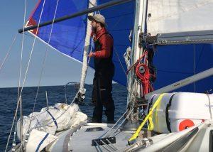 Tribord aan dek