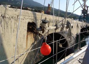 Zwarte Zee - Boordarrest