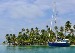 Blue Pearl Beneteau Oceanis