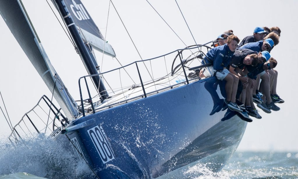 Rotterdam Offshore Sailing Team