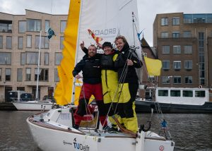 Winnaars Slag om Delft 2020 - Team OldiColk