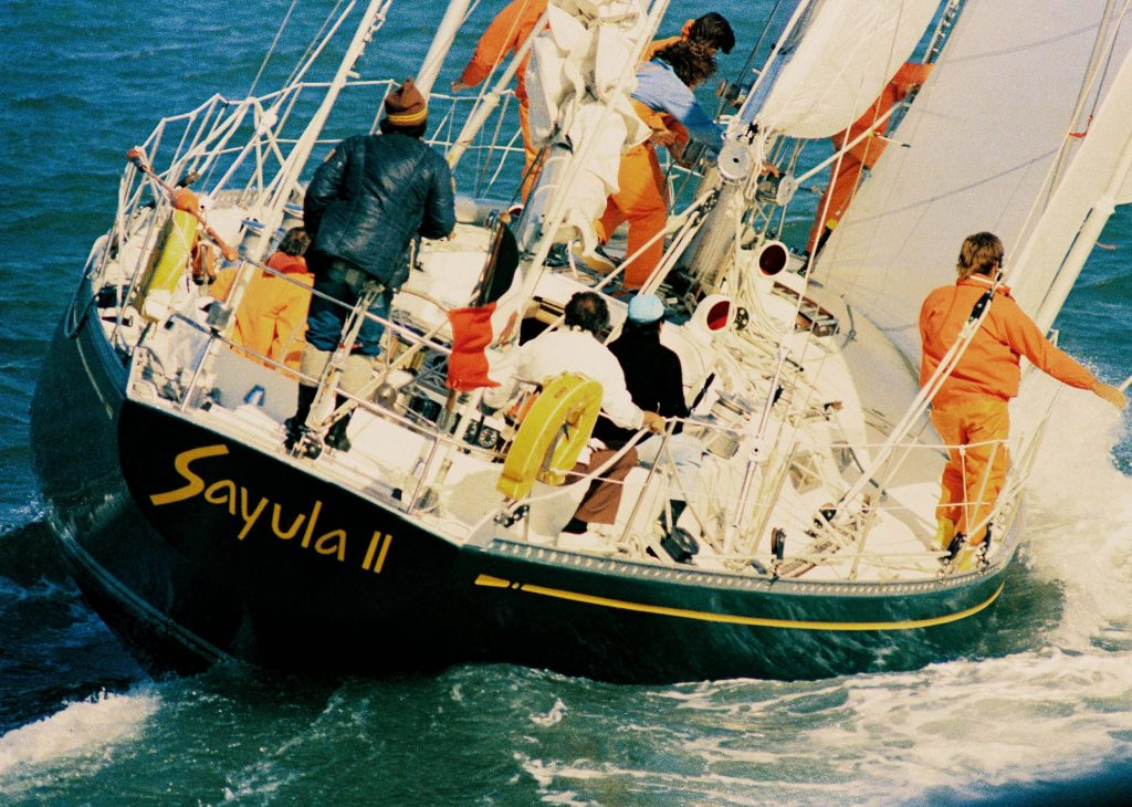 Whitbread Round The World Race 1973-74 video samenvatting