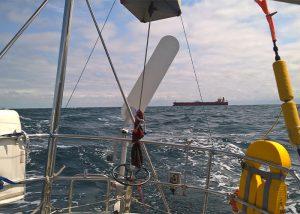 Windvaan Windpilot Pacific