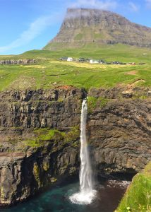 Natuur Faeröer