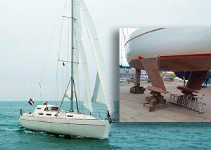 Triakel en onderwaterschip