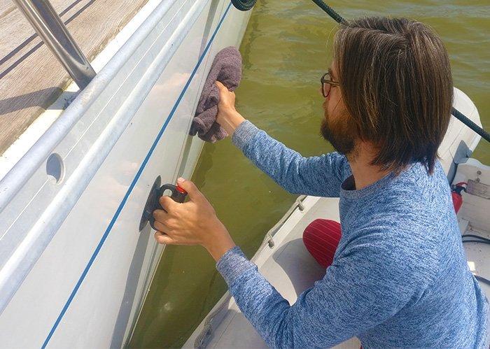 Yachtgrabber Bijboot