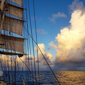 Thalassa op zee