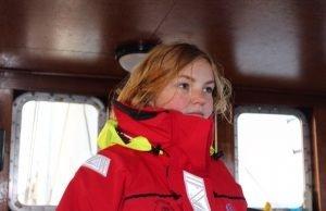 Adrienne Burgers School at Sea