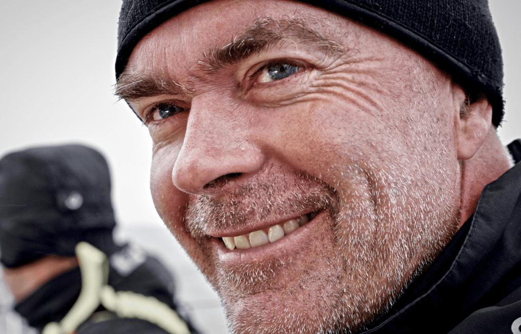 The Ocean Race Bouwe Bekking