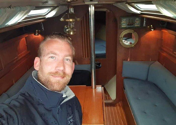 Pim van Putten Connect Yachtbrokers