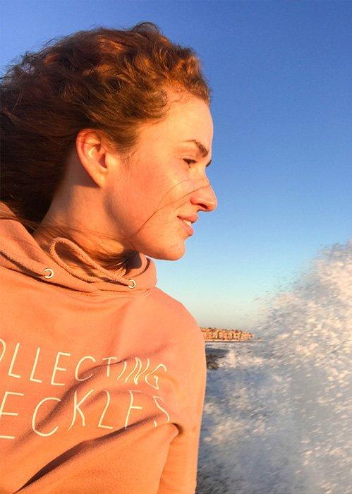 Sanni Muller, opstapper rond de wereld