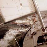 Incastern zeezeilen