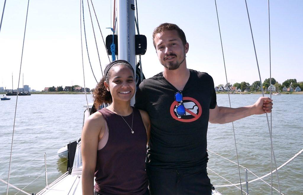 Kika Dan Sailing Uma