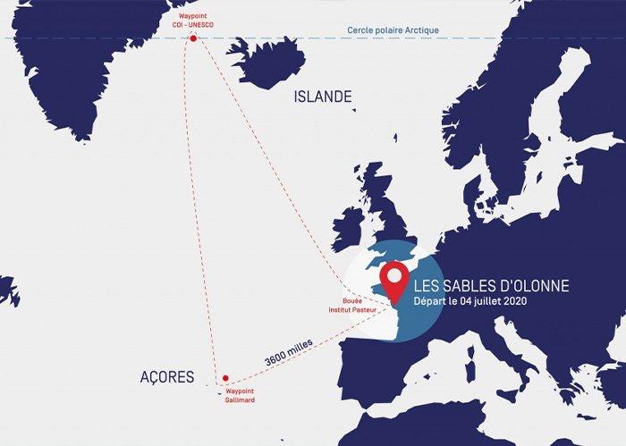 Vendée-Arctic- Les Sables d'Olonne