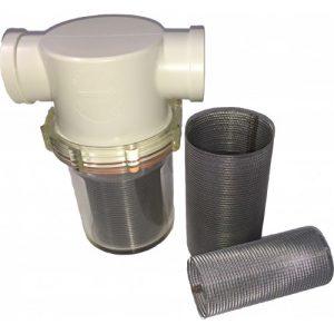 Filters voor de watermaker