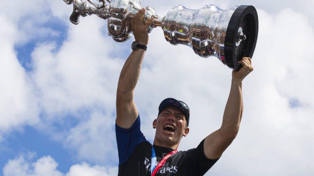 Carlo Huisman America's Cup