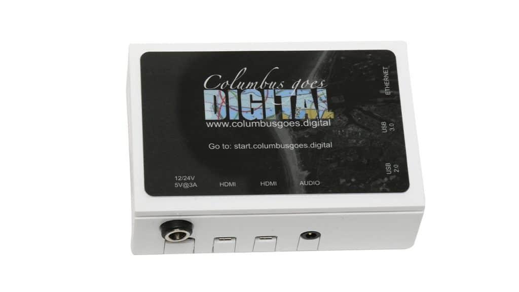 Columbus Goes Digital OpenCPN