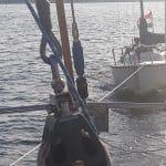 Slaapje zeilboot