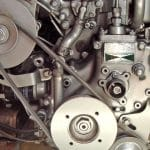 Onderhoud van de dieselmotor