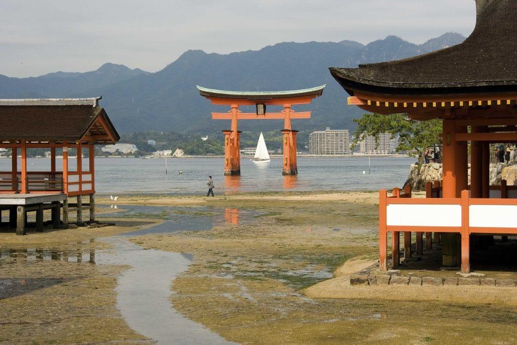 Zeilen in Japan, een enorm gastvrij land