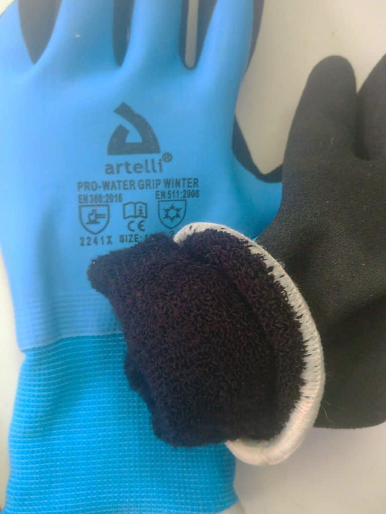 handschoenen winter zeilen