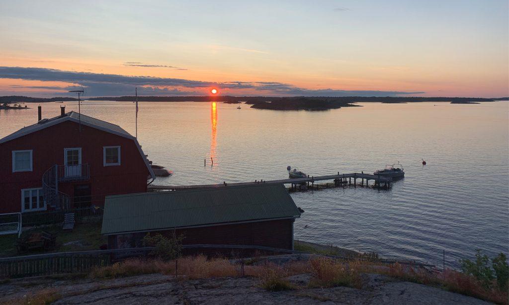 Sandhamn, Zweedser wordt het niet