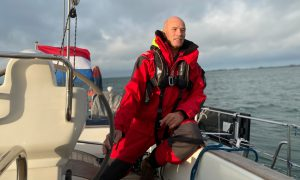 Hans de Man in de spotlight
