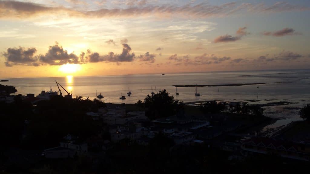 De favoriete plek van spotlight Janneke: Rodrigues eiland in de Indische Oceaan.
