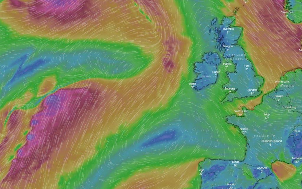 Meteorologie: fronten op de weerkaart