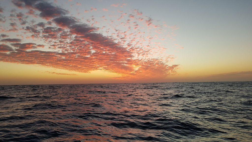 Flyer Oceaanzeilen luchten