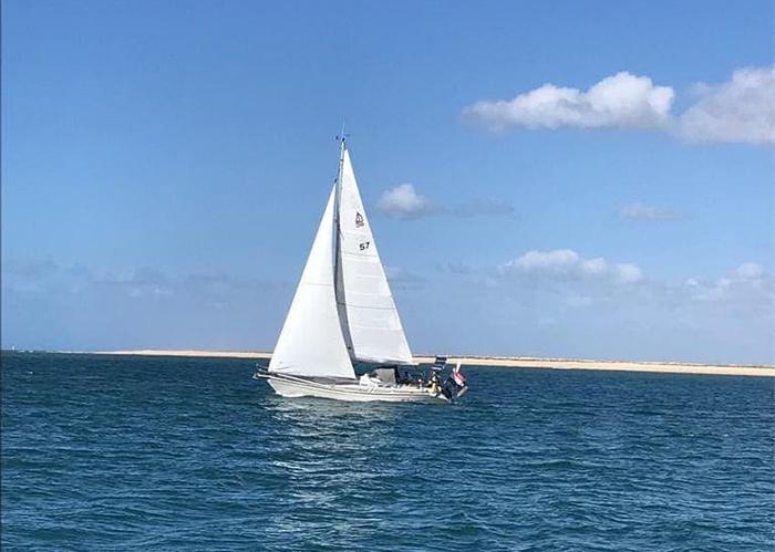 Flyer Oceaan