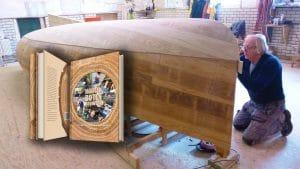Houtenbotenbouwers boek