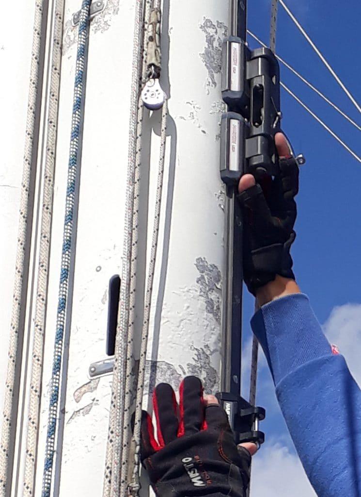 Winterklussen: Stroeve mastkarren weer soepel maken