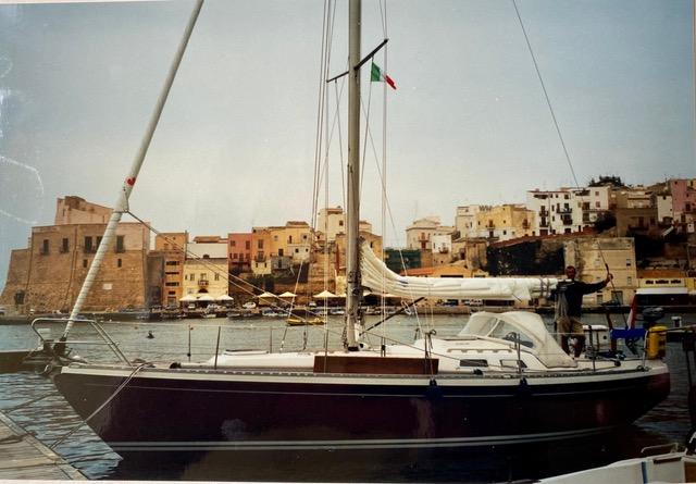 Spotlight Victoire 1044 in Sicilie