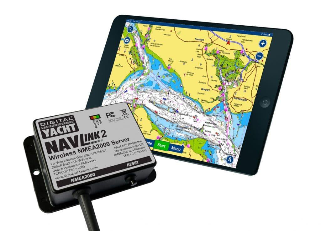 Digitale navigatie op je tablet en smartphone