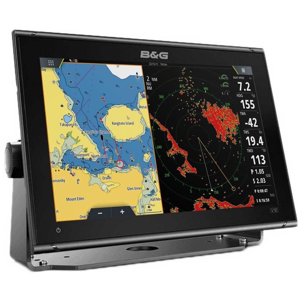 Een Multi Functional Display voor je digitale navigatie