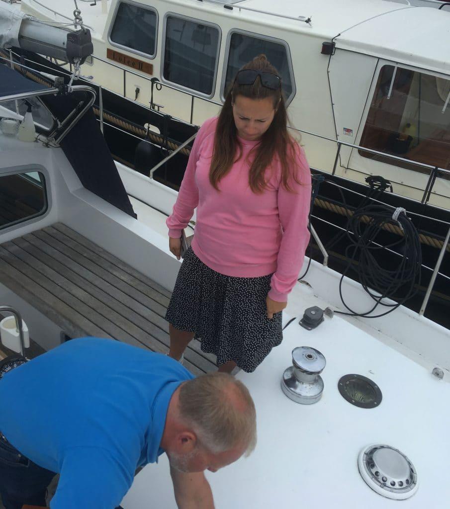 Wonen op een zeilboot