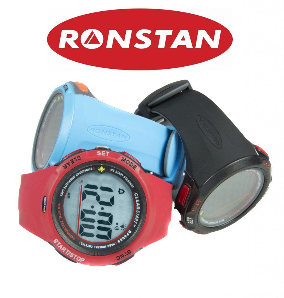 Winactie Ronstan horloge