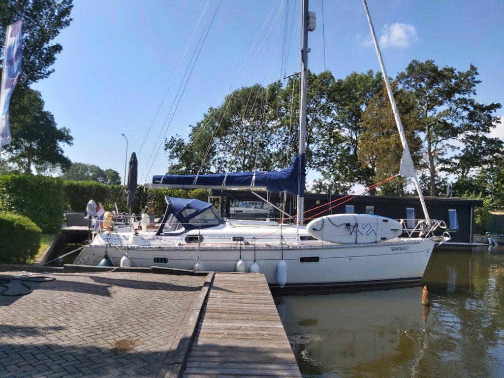 Boot delen Beneteau 361