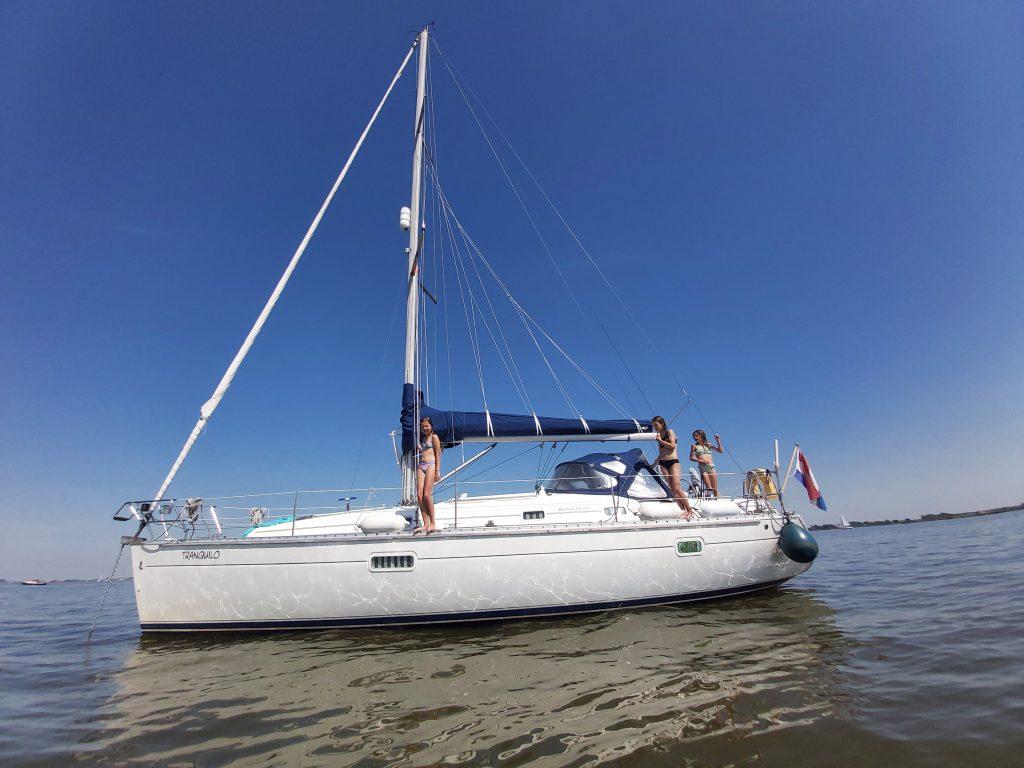 Boot delen en vakantie vieren op je eigen boot