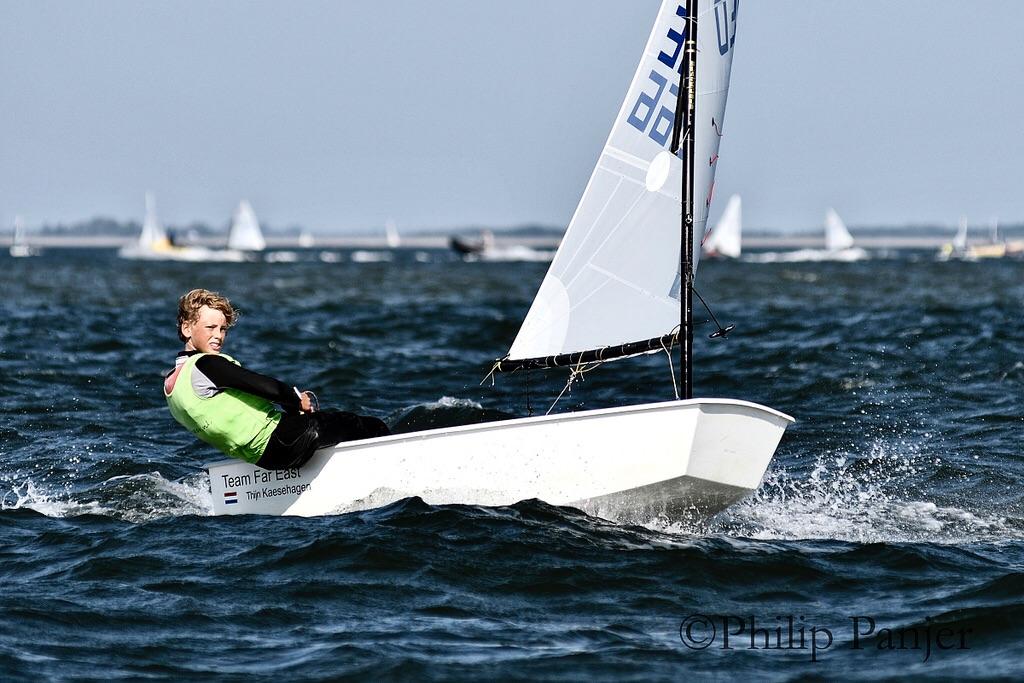 Thijn Kaesehagen in de spotlight