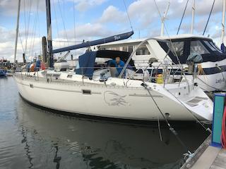 Tosca Beneteau Oceanis 500 Clipper