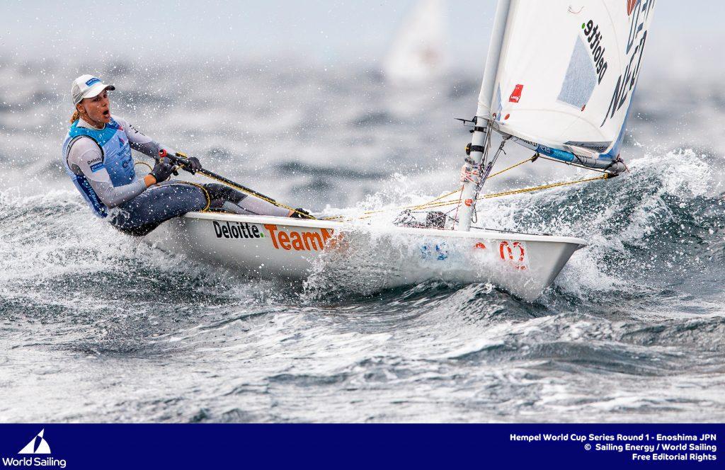 Marit Bouwmeester gouden medaille Olympische Spelen Tokio