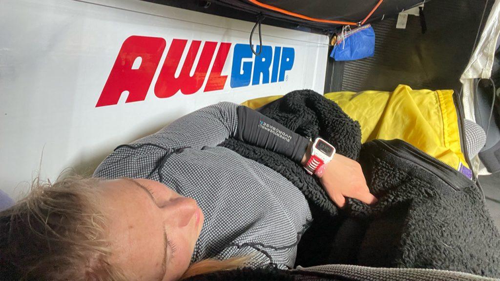 Rosalin Kuiper AkzoNobel Ocean Racing