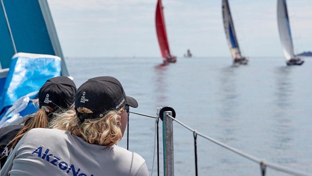 Thierry Martinez/AkzoNobel Ocean Racing