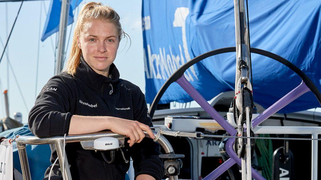 Rosalin Kuiper Ocean Race