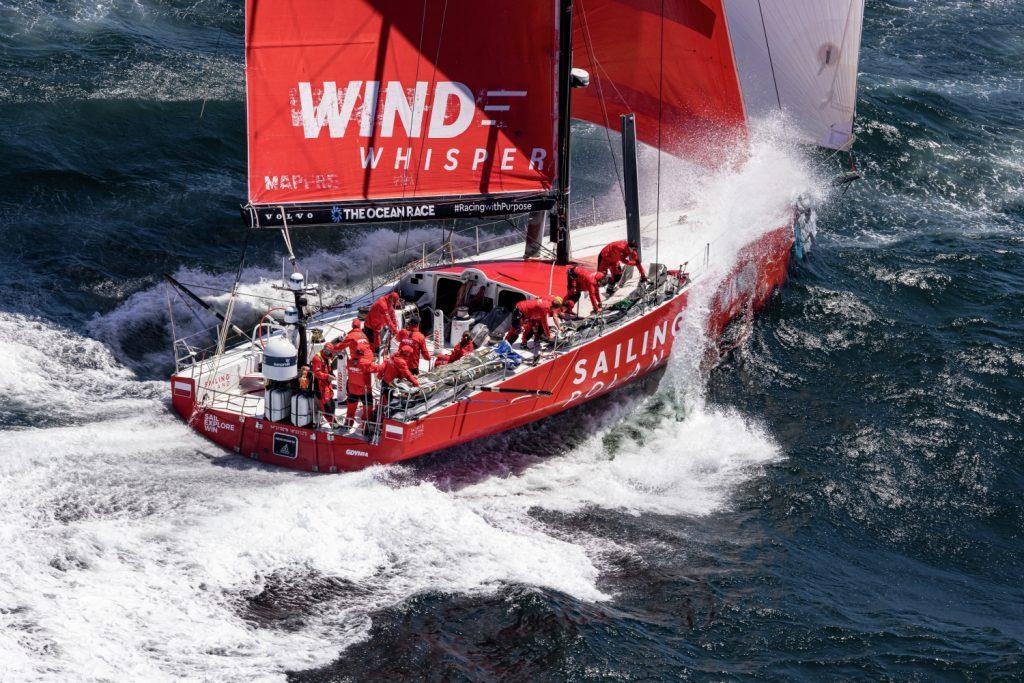 Sailing Poland Ocean Race Europe