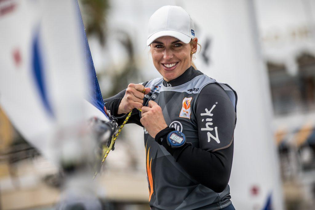 Marit Bouwmeester goud in Tokio op de Olympische Spelen